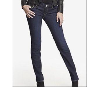 Express Jeans Stella Low Rise Jegging Leggings